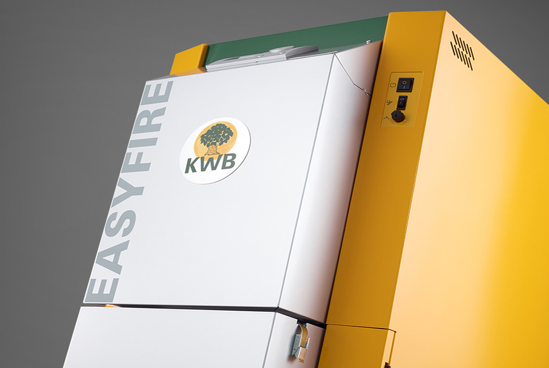 Caldera de pellets KWB Easyfire